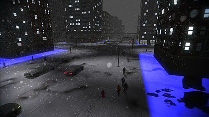 Snow & Gang Territory System