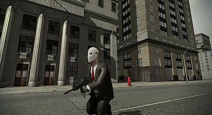 Just Death Screenshot 3