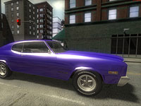 ( 1 of the 30+ vehicles available! ) Muscle Car