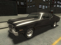 Muscle Car ( 1 of the 30+ vehicles available! )